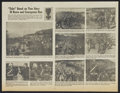 """Movie Posters:War, Zulu (Paramount, 1964). Heralds (2) (8.25"""" X 12.25"""" and 11.5"""" X15""""). War.. ... (Total: 2 Items)"""