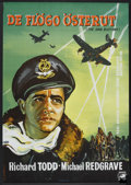 "Movie Posters:War, The Dam Busters (Warner Brothers, 1955). Swedish One Sheet (27"" X38""). War.. ..."