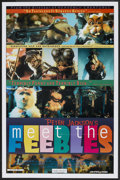 "Movie Posters:Documentary, Meet the Feebles (Dead Alive, 1995). One Sheet (27"" X 41"") SS. Documentary.. ..."