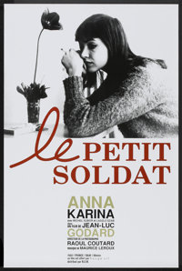"""The Little Soldier (N.S.W., R-1990s). French Petite (19"""" X 28.5""""). Drama"""