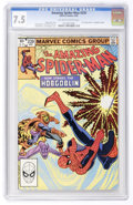 Modern Age (1980-Present):Miscellaneous, Marvel Modern Age CGC Group (Marvel, 1982-88).... (Total: 4 Comic Books)