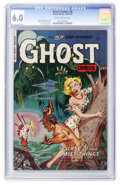 Golden Age (1938-1955):Horror, Ghost #8 (Fiction House, 1953) CGC FN 6.0 Slightly brittlepages....