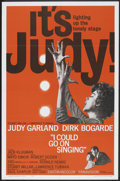 """Movie Posters:Drama, I Could Go On Singing (United Artists, 1963). One Sheet (27"""" X 41""""). Drama.. ..."""