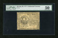 Colonial Notes:Continental Congress Issues, Continental Currency May 20, 1777 $30 PMG About Uncirculated 50....