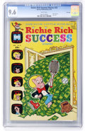 Bronze Age (1970-1979):Humor, Richie Rich Success Stories #33 File Copy (Harvey, 1970) CGC NM+9.6 White pages....