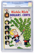 Bronze Age (1970-1979):Humor, Richie Rich Dollars and Cents #51 File Copy (Harvey, 1972) CGC NM+9.6 Off-white to white pages....