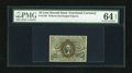 Fractional Currency:Second Issue, Fr. 1244 10c Second Issue PMG Choice Uncirculated 64 EPQ....