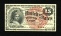 Fractional Currency:Fourth Issue, Fr. 1267 15c Fourth Issue Gem New....
