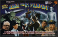 """Movie Posters:Science Fiction, The Day the Earth Stood Still (20th Century Fox, R-2001). Promo Brochure (14"""" X 21"""") and Promotional Mask (9"""" X 9""""). Science... (Total: 2)"""