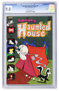 Bronze Age (1970-1979):Humor, Spooky Haunted House #8 File Copy (Harvey, 1973) CGC NM/MT 9.8Off-white to white pages....