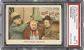 "Non-Sport Cards:Singles (Post-1950), 1959 Fleer The Three Stooges #42 ""A Hair Raising Experience"" PSAMint 9...."
