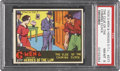 """Non-Sport Cards:Singles (Pre-1950), 1936 Gum Inc. G-Men & Heroes of the Law #277 """"The Clue of TheChiming Clock"""" PSA NM-MT 8...."""
