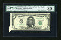Error Notes:Foldovers, Fr. 1966-B $5 1950E Federal Reserve Note. PMG Very Fine 30 EPQ.....