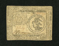 Colonial Notes:Continental Congress Issues, Continental Currency November 2, 1776 $3 Very Fine-ExtremelyFine....