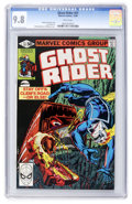 Modern Age (1980-Present):Superhero, Ghost Rider #51 (Marvel, 1980) CGC NM/MT 9.8 White pages....