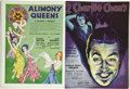 "Movie Posters:Miscellaneous, Fox Film Corporation Exhibitor's Book (Fox, 1931-32). Exhibitor'sBook (9.25"" X 12"").. ..."