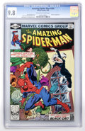 Modern Age (1980-Present):Superhero, The Amazing Spider-Man #204 (Marvel, 1980) CGC NM/MT 9.8 Off-whiteto white pages....