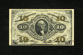 Fractional Currency:Third Issue, Fr. 1255 10c Third Issue Very Choice New....