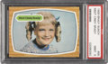 "Non-Sport Cards:Singles (Post-1950), 1969 Topps Brady Bunch #68 ""Meet Cindy Brady"" PSA Mint 9 - Pop1-of-1 With None Higher...."