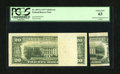 Error Notes:Obstruction Errors, Fr. 2072-J $20 1977 Federal Reserve Note. PCGS Choice New 63.. ...