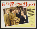 """Movie Posters:Crime, Crime Lot (Various, 1937-1949). Lobby Cards (8) (11"""" X 14"""").Crime.. ... (Total: 8 Items)"""