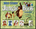 "Movie Posters:Animated, The Jungle Book (Buena Vista, 1967). Lobby Card Set of 8 (11"" X 14""). Animated.. ... (Total: 8 Items)"