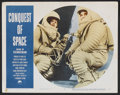 "Movie Posters:Science Fiction, Conquest of Space (Paramount, 1955). Lobby Card Set of 8 (11"" X14""). Science Fiction.. ... (Total: 8 Items)"