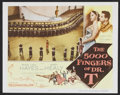"""Movie Posters:Fantasy, The 5000 Fingers of Dr. T (Columbia, 1953). Lobby Card Set of 8 (11"""" X 14""""). Fantasy.. ... (Total: 8 Items)"""