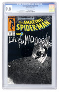 Modern Age (1980-Present):Superhero, The Amazing Spider-Man #295 (Marvel, 1987) CGC NM/MT 9.8 Off-whiteto white pages....