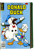 Bronze Age (1970-1979):Cartoon Character, Donald Duck #205-216 Bound Volume (Gold Key, 1979)....