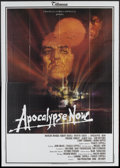 "Movie Posters:War, Apocalypse Now (Titanus, 1979). Italian 4 - Folio (55"" X 78"").War.. ..."