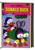 Bronze Age (1970-1979):Cartoon Character, Donald Duck #181-192 Bound Volume (Gold Key, 1977)....