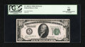 Error Notes:Double Denominations, Fr. 2001-E $10/$5 1928A Federal Reserve Note. PCGS New 60.. ...