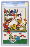 Golden Age (1938-1955):Funny Animal, Animal Crackers #nn (publisher unknown, 1950s) CGC NM+ 9.6Off-white to white pages....