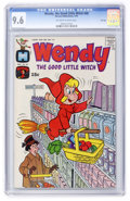 Bronze Age (1970-1979):Cartoon Character, Wendy, the Good Little Witch #60 File Copy (Harvey, 1970) CGC NM+9.6 Off-white to white pages....