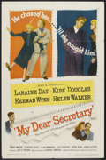"Movie Posters:Comedy, My Dear Secretary (United Artists, 1948). One Sheet (27"" X 41""). Comedy.. ..."