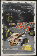 "Movie Posters:Horror, The Bat (Allied Artists, 1959). One Sheet (27"" X 41""). Horror.. ..."