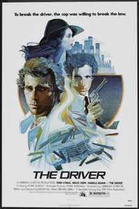 "The Driver (20th Century Fox, 1978). One Sheet (27"" X 41""). Action"