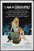 "Movie Posters:Rock and Roll, I Am A Groupie (Trans American, 1970). One Sheet (27"" X 41""). Rockand Roll.. ..."