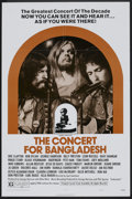 """Movie Posters:Rock and Roll, The Concert for Bangladesh (20th Century Fox, 1972). One Sheet (27"""" X 41"""") Style B. Rock and Roll.. ..."""