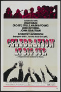 """Movie Posters:Rock and Roll, Celebration at Big Sur (20th Century Fox, 1971). One Sheet (27"""" X41""""). Rock and Roll.. ..."""