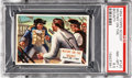 "Non-Sport Cards:Singles (Post-1950), 1954 Topps Scoop #120 ""Mutiny on The Bounty"" PSA NM-MT+ 8.5 - Pop1-of-1 with None Higher...."