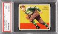 Football Cards:Singles (Pre-1950), 1935 National Chicle Stan Kostka #28 PSA NM 7....