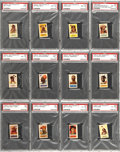 "Non-Sport Cards:Sets, 1949 R714-25 Topps ""X-Ray Round Up"" Partial Set (138/200) PlusDuplicates (67)...."