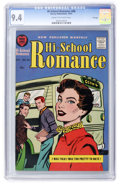 Silver Age (1956-1969):Romance, Hi-School Romance #68 File Copy (Harvey, 1957) CGC NM 9.4 Cream to off-white pages....