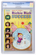 Bronze Age (1970-1979):Humor, Richie Rich Success Stories #58 File Copy (Harvey, 1974) CGC NM+9.6 Off-white to white pages....