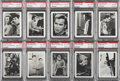 "Non-Sport Cards:Lots, 1967 Topps ""Star Trek"" Graded PSA-Graded Group of (10)...."