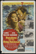 "Movie Posters:Romance, Pandora and the Flying Dutchman (MGM, 1951). One Sheet (27"" X 41"").Romance.. ..."