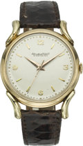 Timepieces:Wristwatch, International Watch Co. Men's Vintage Fancy Lug Wristwatch, circa 1950. ...