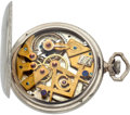 Timepieces:Pocket (post 1900), Dudley Model No. 2 Masonic Pocket Watch, circa 1932. ...